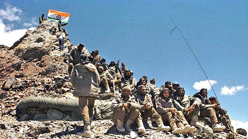 Kargil martyr Captain Saurabh Kalia's father congratulates all soldiers on Kargil Vijay Diwas