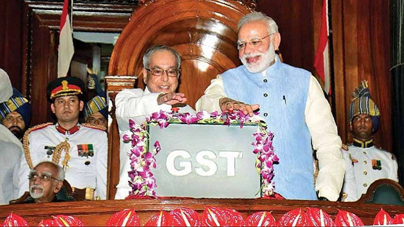 GST collections rise to Rs 95,610 cr in June