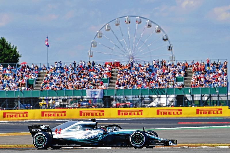 Racing will continue even if driver tests positive for coronavirus: Formula One boss Chase Carey