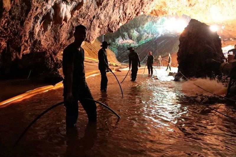 Thai cave where Wild Boar football team was trapped to be turned into a museum