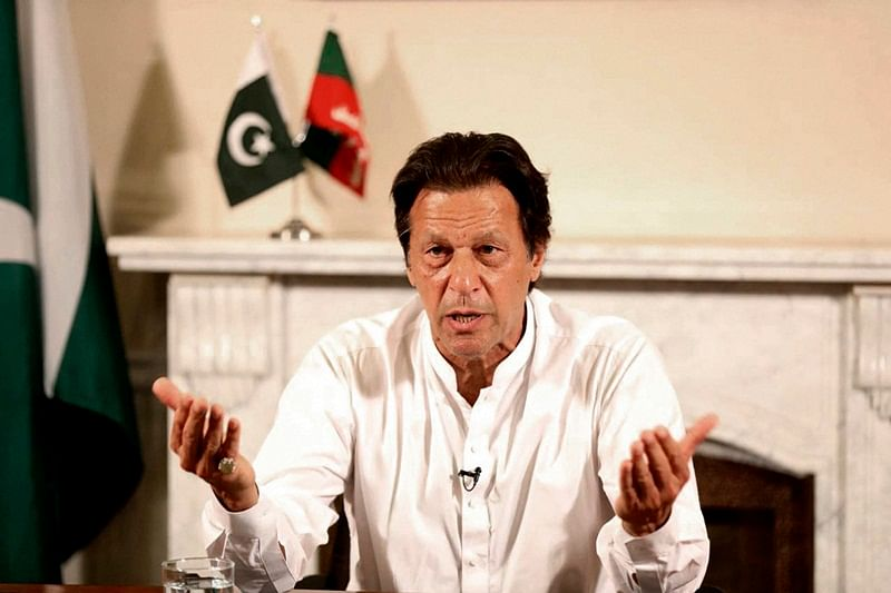 Imran Khan tenders written apology to poll body for violating secrecy of ballot