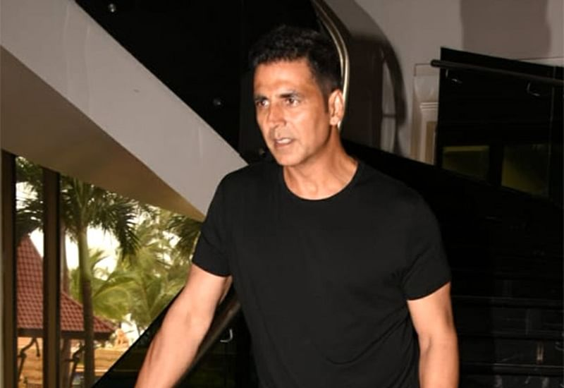 Akshay Kumar says he feels happy doing diverse films and breaking from his action star image