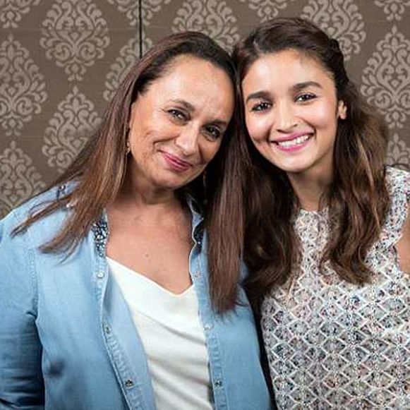 Alia Bhatt's mother Soni Razdan opens up on nepotism row, says those 'who made it on their own will also have kids'