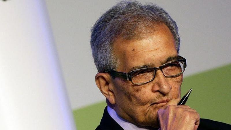 Revered economist Amartya Sen
