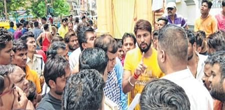 Ujjain: Antisocial elements damage idols of 3 temples in a week