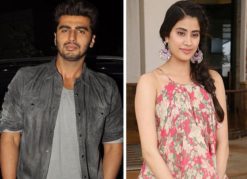 Arjun Kapoor to miss Janhvi Kapoor's 'Dhadak' screening?