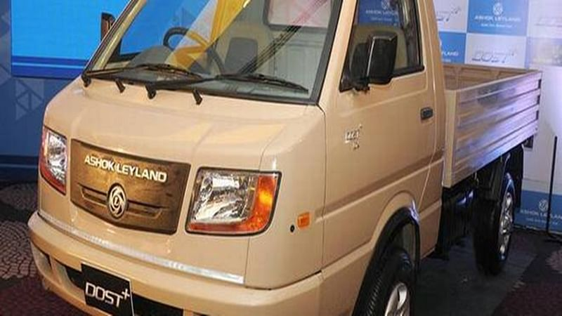 #Results: Ashok Leyland reports over six-fold increase in PAT at Rs 377 cr in Q4