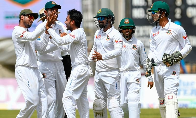 West Indies vs Bangladesh 2nd Test Day 2: LIVE Score, Match Commentary, Updates