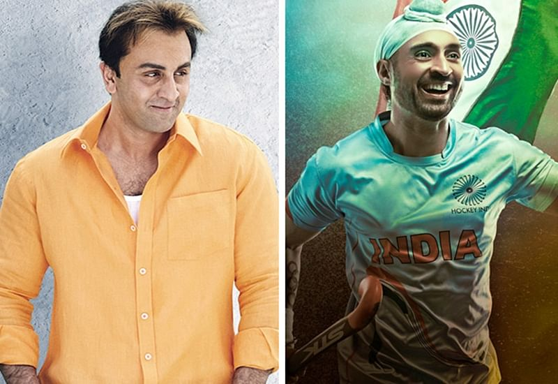 'Sanju' vs 'Soorma': Why do films on anti-heroes attract larger audience?