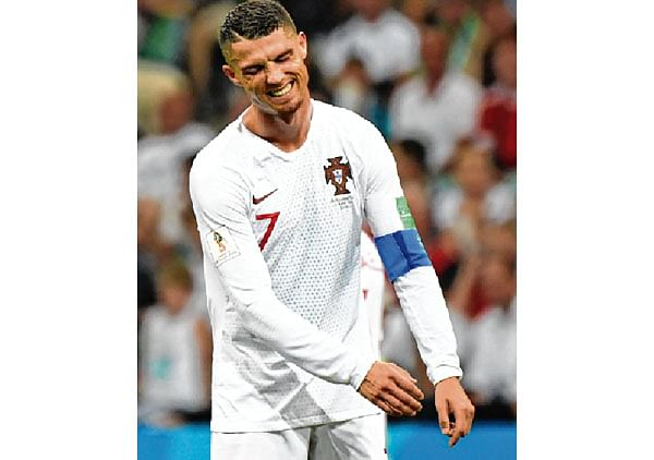 We played well, deserved more: Ronaldo