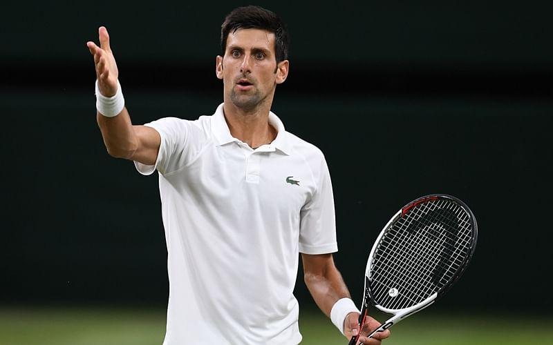 Shanghai Masters: Djokovic masters Chardy