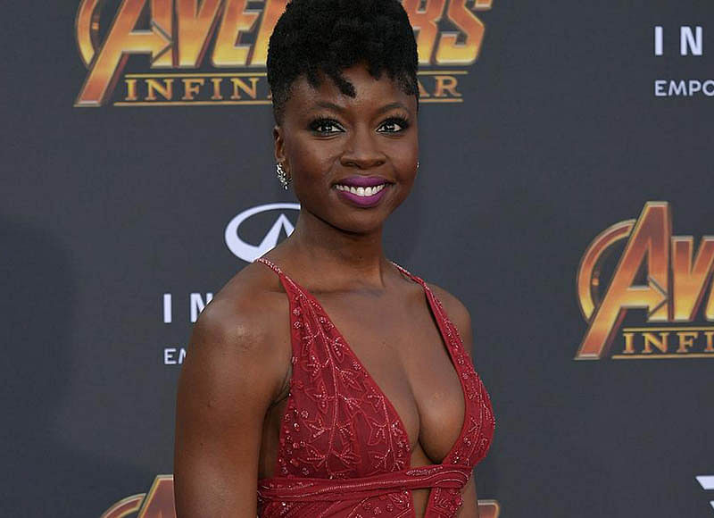 Danai Gurira in early talks for 'Godzilla Vs. Kong'