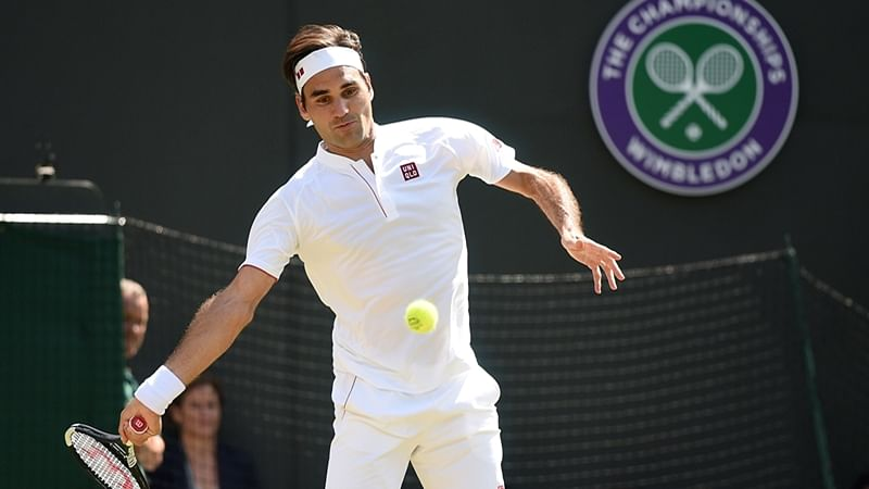 Federer, Djokovic on course –Swiss to face Belgian Goffin in last four