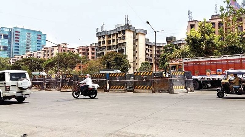 Mumbai: BMC fines contractor Rs 1 lakh a day for neglecting maintenance work of Ghatkopar-Mankhurd Link Road