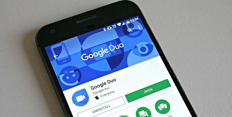 Ask Google Assistant to make video calls with 'Duo' app