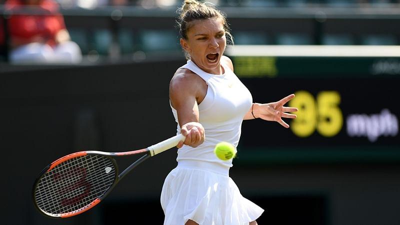 Simona Halep storms into Montreal semifinals