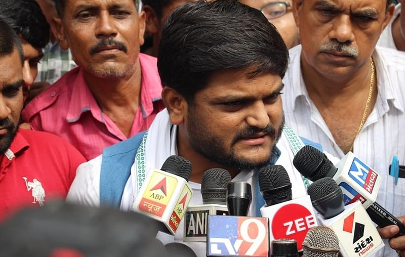 Will give up quota demand if youth get jobs, farmers get best price for produce: Hardik Patel