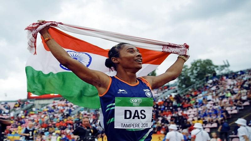 Hima Das: Big B to Akshay Kumar, Bollywood celebs laud Indian athlete for creating history