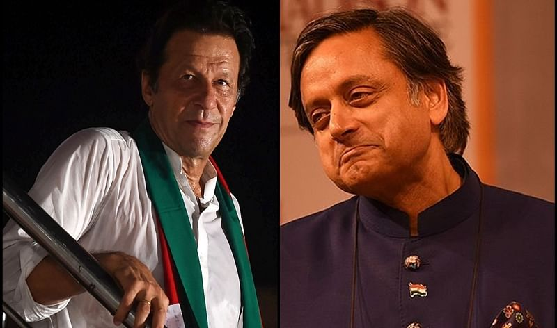 Indo-Pak relations won't get affected by Imran Khan's win: Shashi Tharoor on Pakistan election result