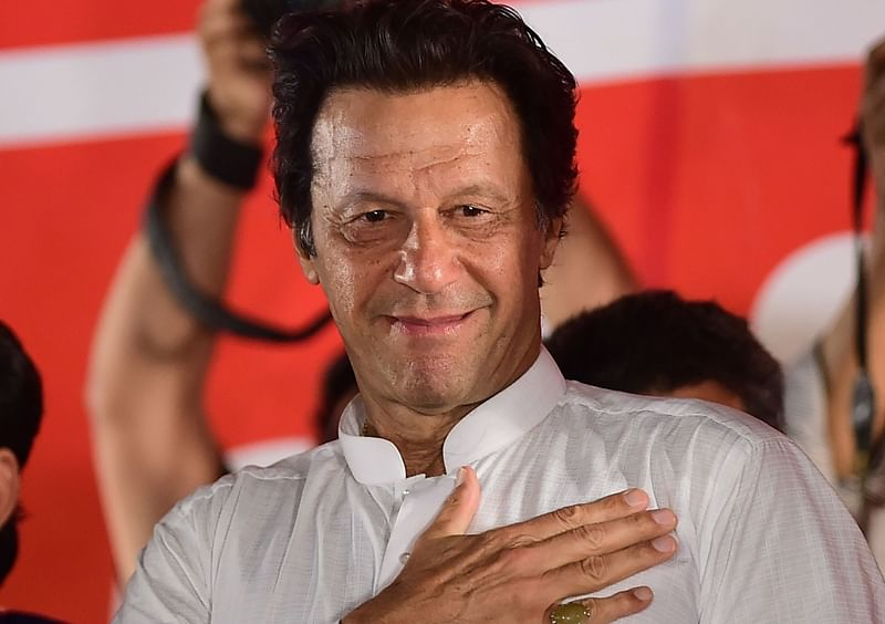 Imran Khan conditionally allowed to take oath as Pakistan National Assembly member