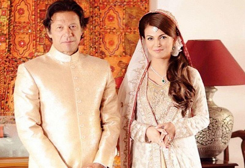 Sex, Drugs, Illegitimate Children! 7 startling allegations made by Imran Khan's ex-wife Reham in her book