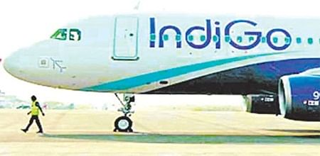 Indore: Emergency landing in airport as man suffers cardiacarrest