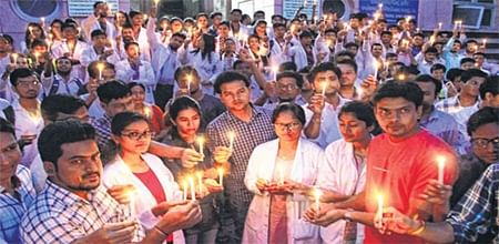 Indore JUDA strike! MGM College dean claims stir called off, medicos say 'not yet'