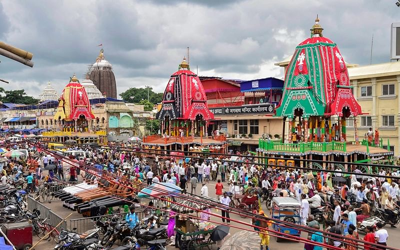 Supreme Court: No policeman should enter Puri's Jagannath temple with weapons and shoes