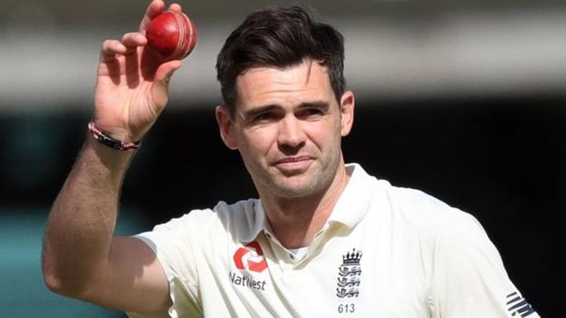 India vs England: pacer James Anderson fined for showing dissent at umpire's decision