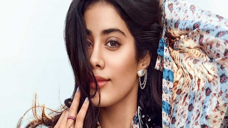 Janhvi Kapoor's alleged ex-beau Shikhar Pahariya's heart goes 'Dhadak' after watching film; here's proof