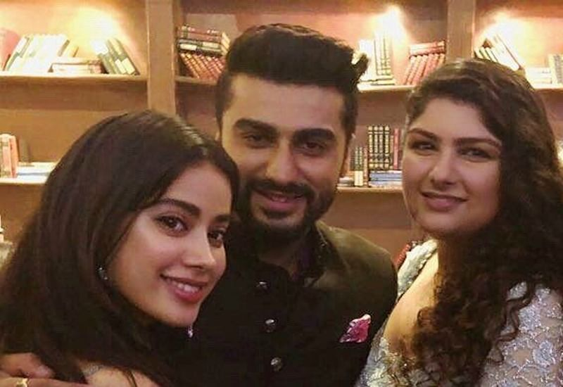 Dhadak star Janhvi Kapoor's views on Arjun and Anshula Kapoor reiterate their strong sibling bonding