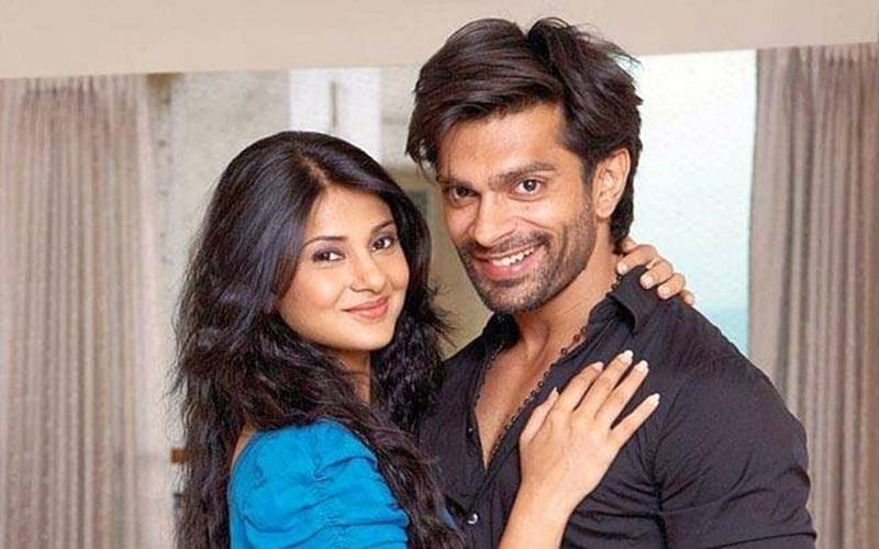 Why Karan Singh Grover couldn't stop staring at ex-wife Jennifer Winget