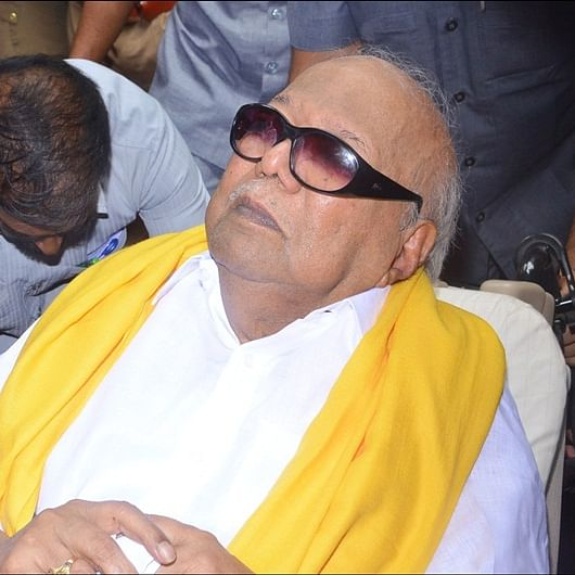 MK Stalin, Kanimozhi, Congress pay tribute to M Karunanidhi on his birth anniversary