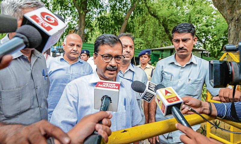 CCTVs will expose human trafficking in Delhi, says Arvind Kejriwal