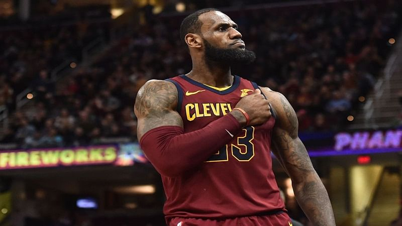 NBA star LeBron James seals 154 million US dollar deal with Los Angeles Lakers