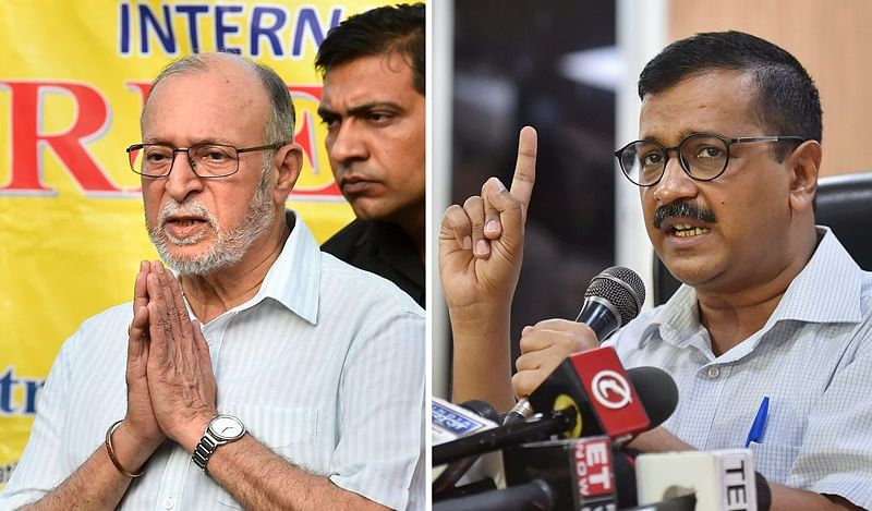 Limits of Delhi, AAP and Lt Governor