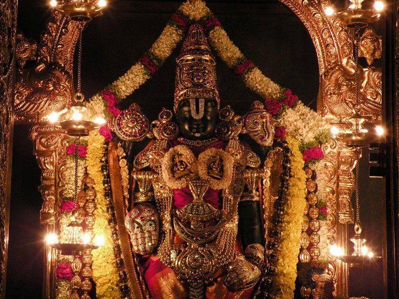 Two NRI devotees donate Rs 13.5 crore to Lord Venkateswara