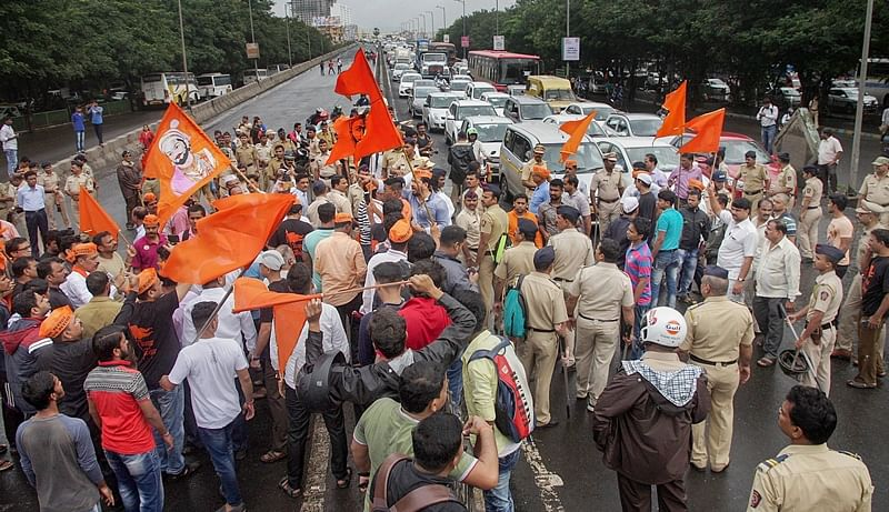 Maratha Quota Stir: Bandh called in Maharashtra, except Navi Mumbai and Thane; Mumbai to face only sit-in protest in Bandra