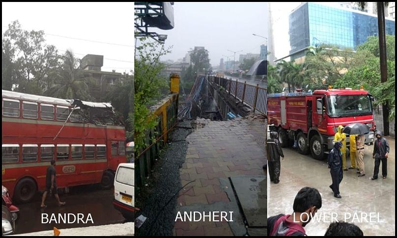 Mumbai Crumbling: Andheri bridge collapse, bus crash to fire in local train; the spirit of Mumbaikars challenged