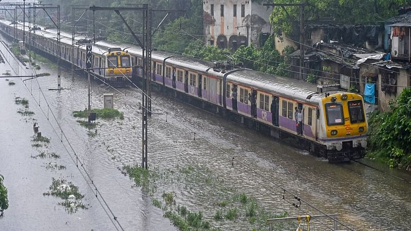 Mumbai Rains: CR's plan to reduce waterlogging on tracks, could lead to flooded roads