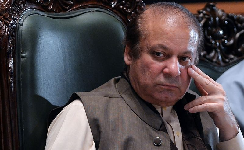 Nawaz Sharif  pleas for removal of names from Exit Control List rejected