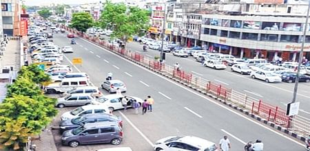 Bhopal: BMC and New Market businessmen at loggerheads over 'red zone'