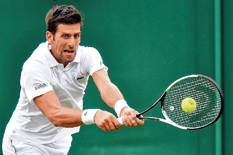 Novak Djokovic's Miami trip curtailed