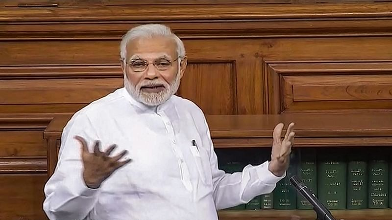 With 325 against 126 votes, Modi government defeats no-confidence motion in Lok Sabha
