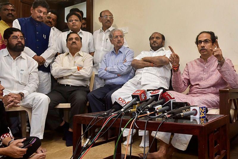 Maratha quota stir: Shiv Sena, Congress demand immediate implementation of quota