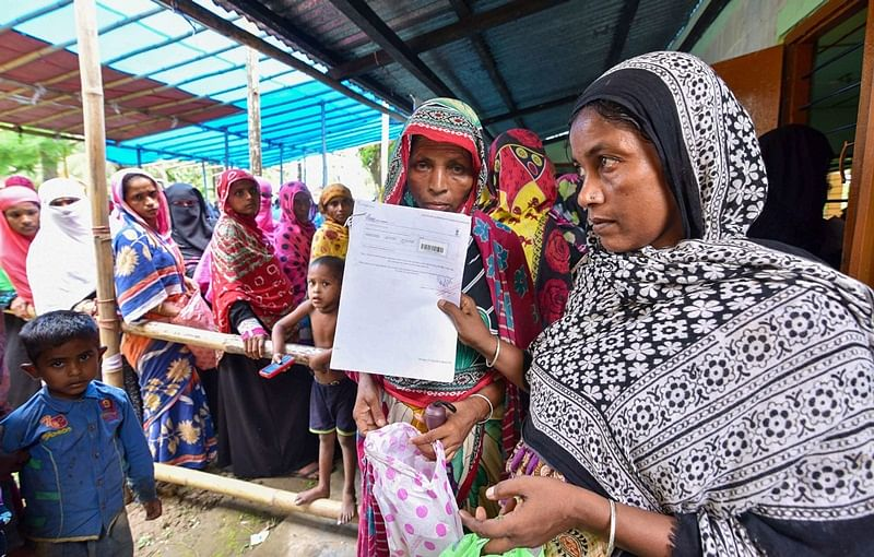 Over 40 lakh excluded from Assam NRC draft list, may face deportation if cannot prove their citizenship
