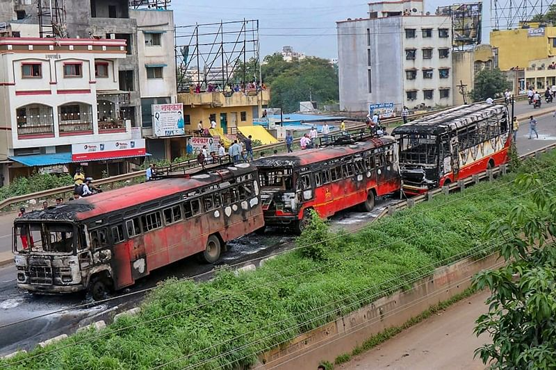 Maratha Quota Stir: 170 protesters granted bail Pune