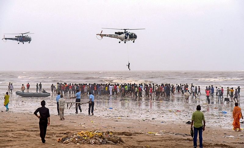 Juhu drowning: Bodies of all four victims found, police call off search operation