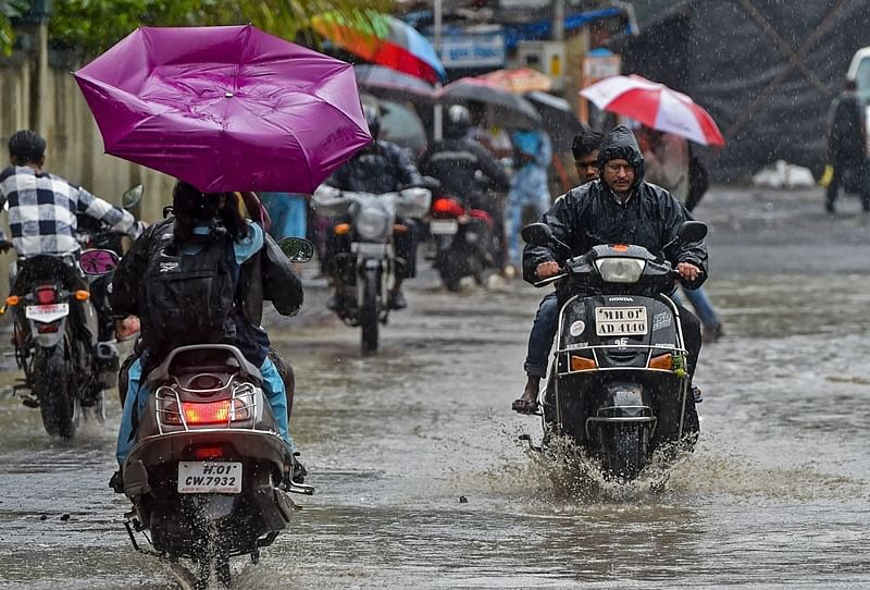 Mumbai Rains Latest Updates: Rains to continue today, will reduce later