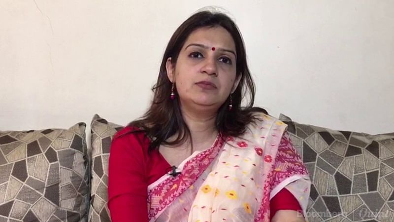 Congress spokesperson Priyanka Chaturvedi unhappy, after party take back some of its old timers who were expelled for misbehaving with her